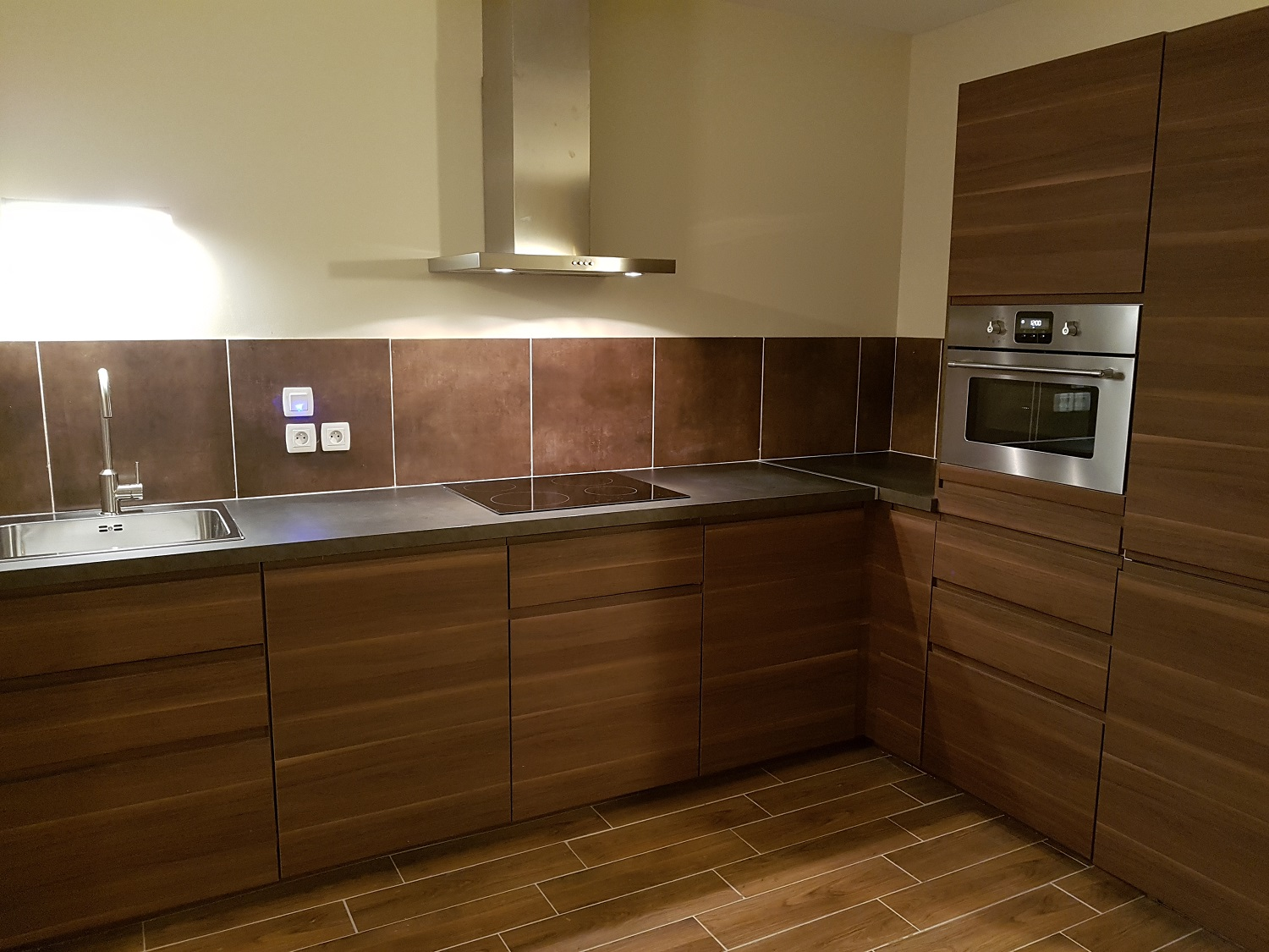 Cuisine-appartement-residence-drome