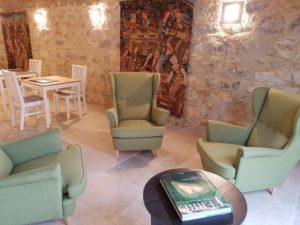 Salon résidence Clos du Val de Drôme